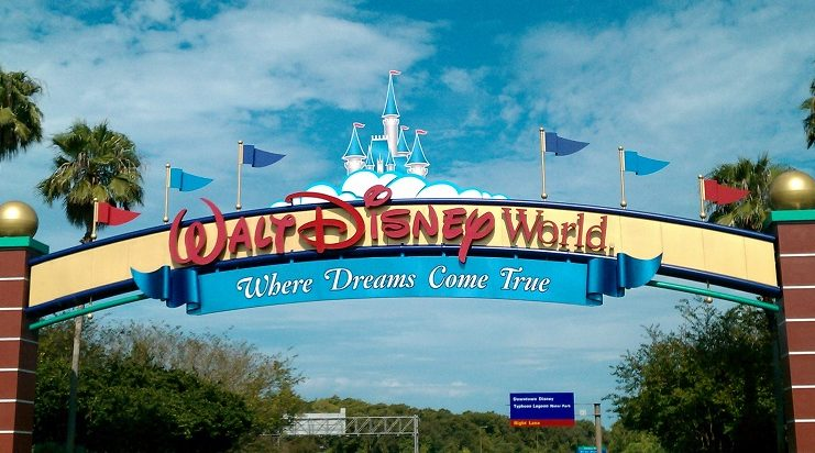 Walt Disney World Resort em Orlando