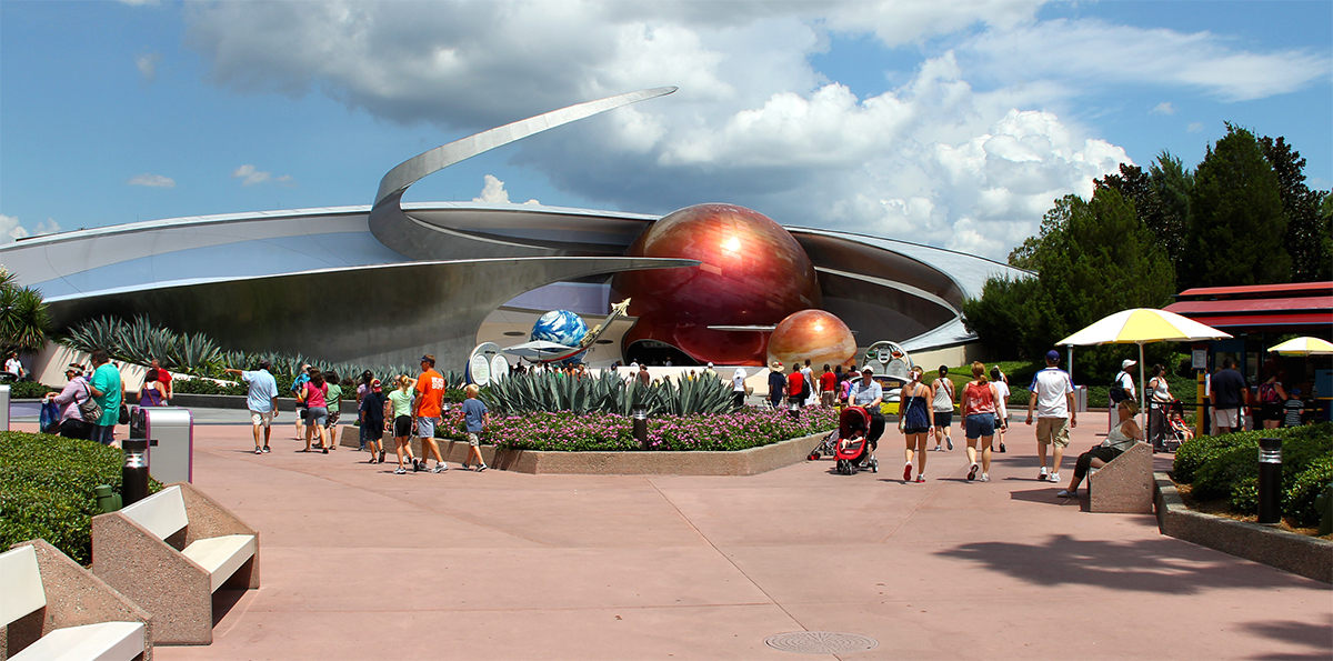 Disney Epcot Center - Future World