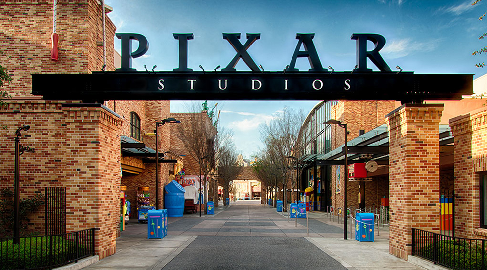 Hollywood Studios - Pixar Place