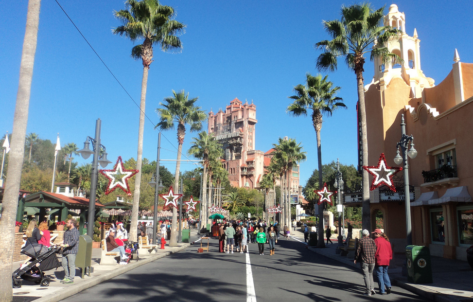 Hollywood Studios Orlando - Sunset Boulevard