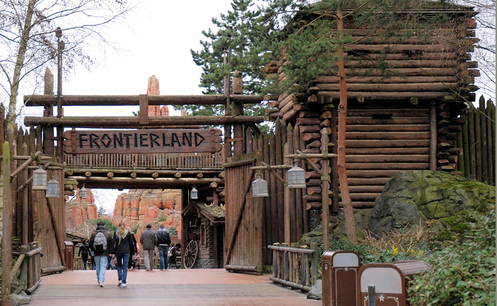 Viagem para Disney - Magic Kingdom - Frontierland