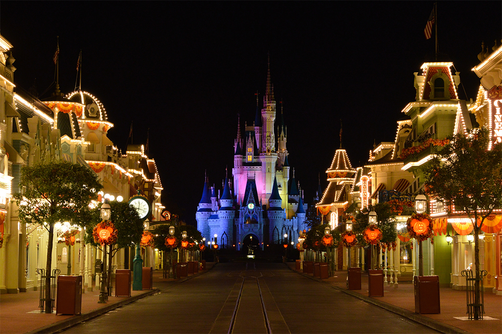 Viagem para Disney - Magic Kingdom - Main Street